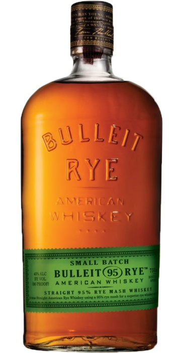 Bulleit Rye. Image from Whiskybase
