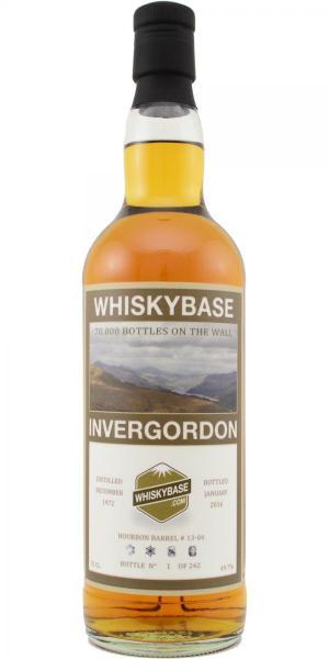 1972 invergordon whiskybase