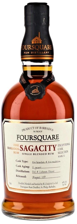 Foursquare Sagacity, 12yo, Madeira cask, 48%